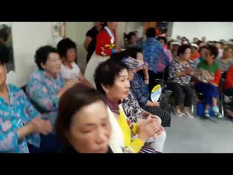 빛고을전통문화 대외활동(16)- 장성예담 노인복지시설 위문공연