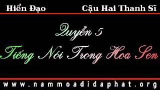 PGHH: Hiển Đạo - Tiếng Nói Trong Hoa Sen (Quyển 5 - Thanh Sĩ)