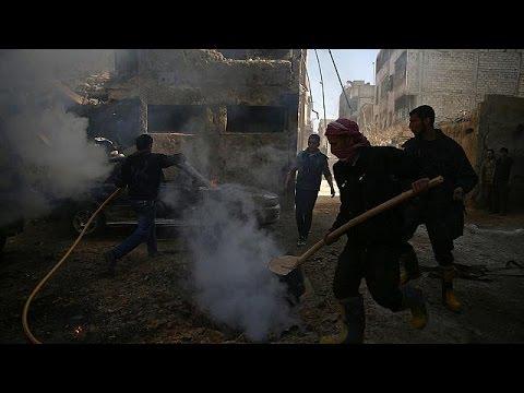 Συρία: Βομβαρδισμοί στην Ντούμα και στην Χομς