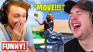This is the FUNNIEST Fortnite Creative video you'll ever watch...
