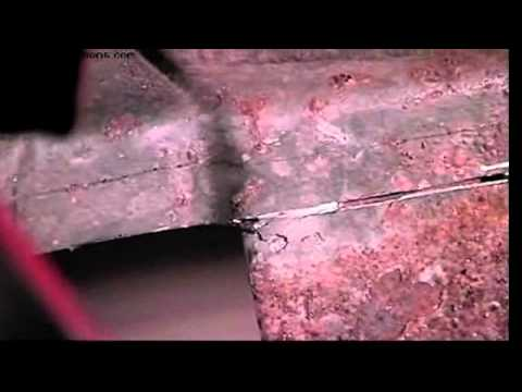 Trunk Floor Replacement 68 GTO Part 1
