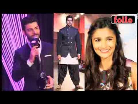 Fawad To Croon A Tune With Sid And Alia?