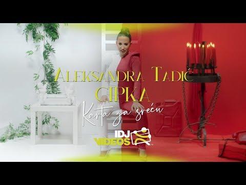 Karta za sreću - Aleksandra Tadić Cipka - nova pesma i tv spot