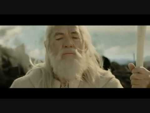 saruman - One of the LOTR deleted scenes SUBSCRIBE!!!!