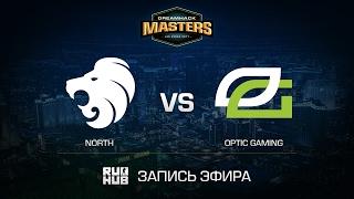 North vs OpTic Gaming - DH Las Vegas - de_inferno [yxo, Enkanis]