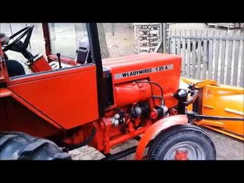 Гур на трактор т-25 видео