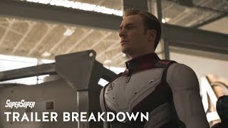 Avengers 4: Endgame Trailer 2 Breakdown in Hindi | SuperSuper