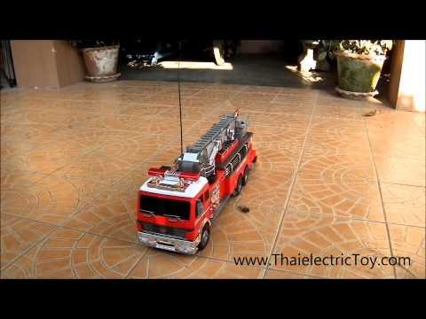 รถดับเพลิง - where it's available to buy at http://www.ThaielectricToy.com สามารถซื้อของเล่นนี้ได้ที่ http://www.ThaielectricToy.com.