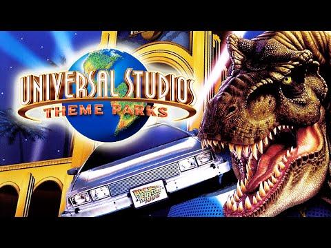 Universal Studios : Theme Park Adventure GameCube