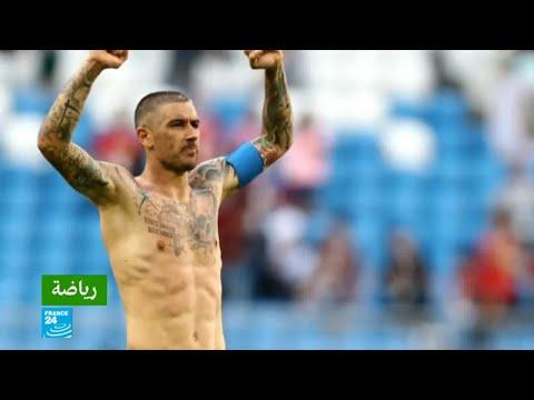 العرب اليوم - شاهد: لحظة فوز صربيا على كوستاريكا بهدف من توقيع كولاروف