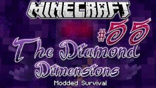 """FART BOMB"" | Diamond Dimensions Modded Survival #55 | Minecraft"