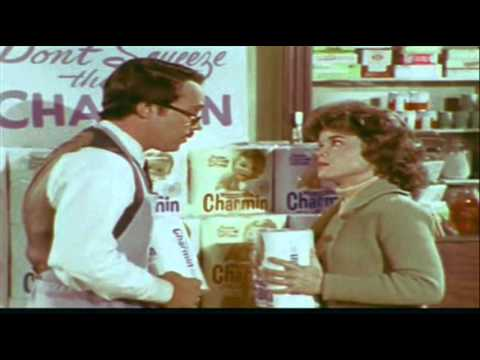 Romantic Banned Toilet Paper Commercial From 70's
