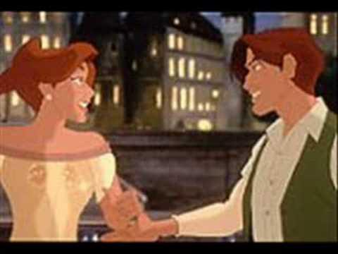 Anastasia - Es war einmal im Dezember (deutsch mit Text) (видео)