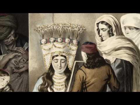 Ο γάμος στην Αθήνα (L. Dupré, 1825)
