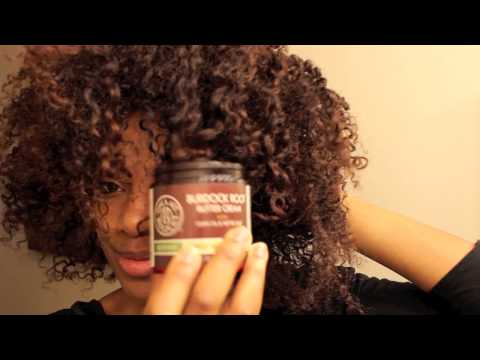 Curly Hair Regimen: Wash and Go for Natural Hair