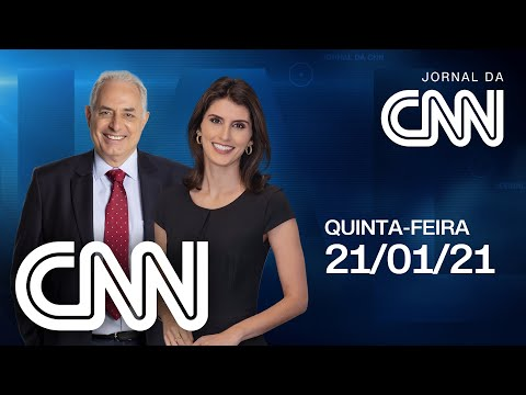 JORNAL DA CNN - 21/01/2020
