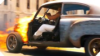 Nonton FAST AND FURIOUS 8 - Dom prend feu pendant la course ! - Extrait VF (Vin Diesel, 2017) Film Subtitle Indonesia Streaming Movie Download