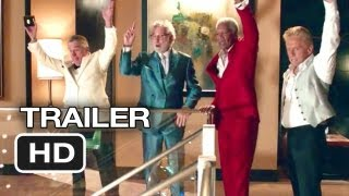 Nonton Last Vegas Official Teaser Trailer #1 (2013) - Morgan Freeman, Robert De Niro Movie HD Film Subtitle Indonesia Streaming Movie Download