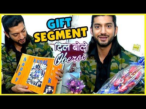 Kunal Jaisingh aka Omkara Gift Segment | Dil Bole