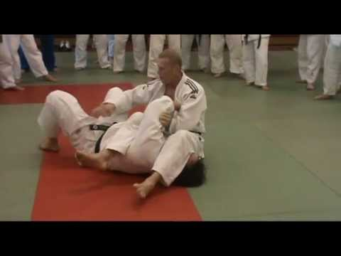 Judo – Juji-gatame Techniques by Steve Gawthorpe (6th Dan)_part 2
