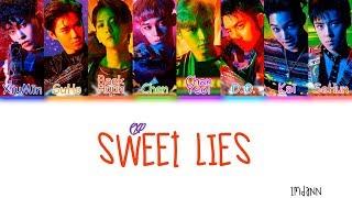 EXO  Sweet Lies Sub. Español  Color Coded HANROMESP