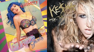 5 SONGS KATY PERRY BLATANTLY STOLE - 'TiK ToK', 'Brave' & More