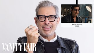 "Video Jeff Goldblum Breaks Down His Career, From ""Jurassic Park"" to ""Isle of Dogs"" 