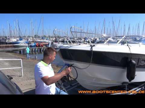Slippen mit Wick Bootstrailer Activ 805 Cruiser