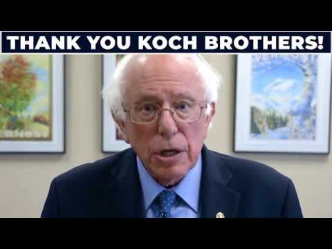 Thank you quotes - Thank You, Koch Brothers!