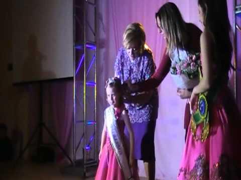 Mini Miss Turismo Ronda Alta 2012