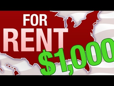 What 1 000 In Rent Gets You In 12 US Cities