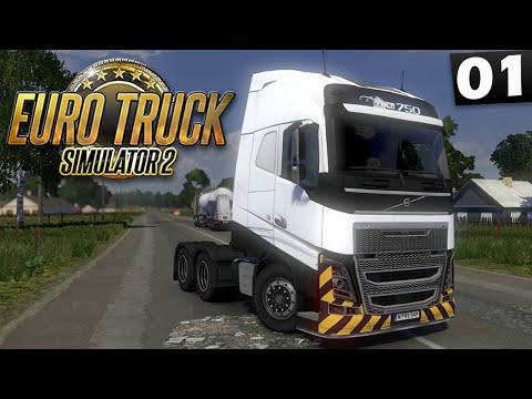 Euro - Série: Viagens de Risco - Euro Truck Simulator 2 Episódio: 01 Playlist da Série: http://goo.gl/Ahhsg9 - Série Viagens Perigosas - http://goo.gl/Fi0mSX - Homenagem para Iveco - http://youtu.be...