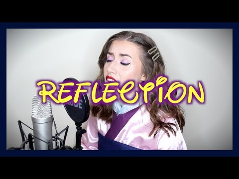 "Christina Aguilera  ""Reflection"" Cover by Georgia Merry"