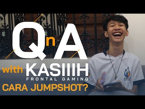 "QnA AURA KASIIIH ""FRONTAL GAMING"" 
