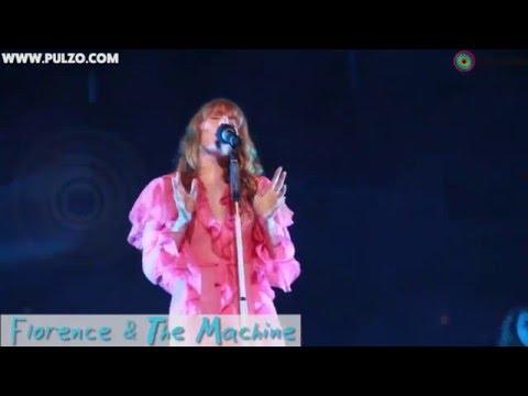 Florence + The Machine y Alabama Shakes fueron la gran sensación el viernes en Estéreo Picnic