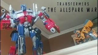 Video Transformers The Allspark War Stop Motion MP3, 3GP, MP4, WEBM, AVI, FLV Agustus 2019