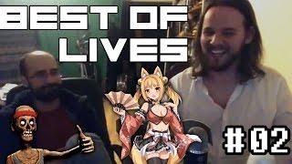 Best Of Live #02 [GlobiGame - Jeux Indés Rigolos] [30/12/2015]