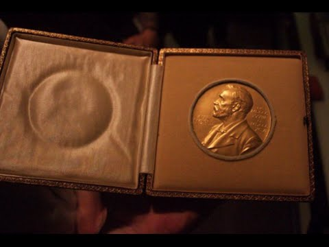 Thomas H. Morgan's 1933 Nobel Prize, the first ever awarded for genetics