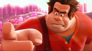 Wreck-it Ralph - Vanellope and Ralph Memorable Moments part 2| HD-Bluray