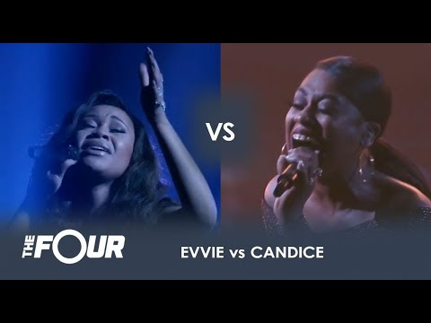 Evvie Vs Candice: They Fight For Their Life! | The Finale | The Four