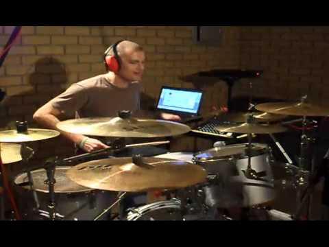 Phil – Retief Burger – Laat die hele aarde juig (Drum Cover)