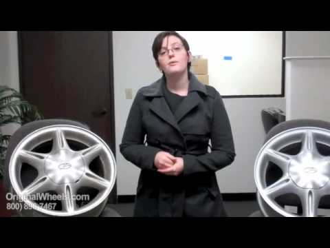 Bravada Rims & Bravada Wheels - Video of Oldsmobile Factory, Original, OEM, stock new & used rim
