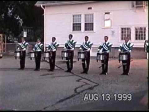 1999 Cavaliers Drumline: Opener Part 1