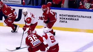 18/19 KHL Top 10 Goals for Week 2