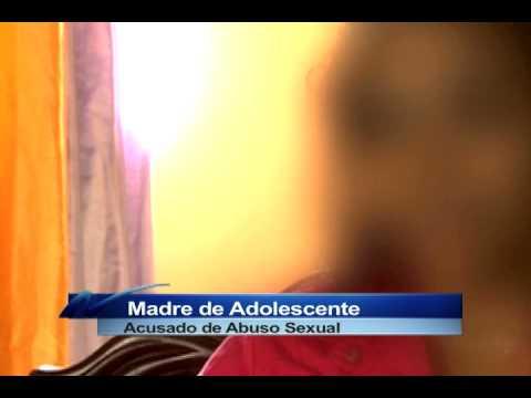 abuso sexual de menores - Madre de adolescente acusado de abuso sexual a menores, habla por primera vez ante las cámaras.