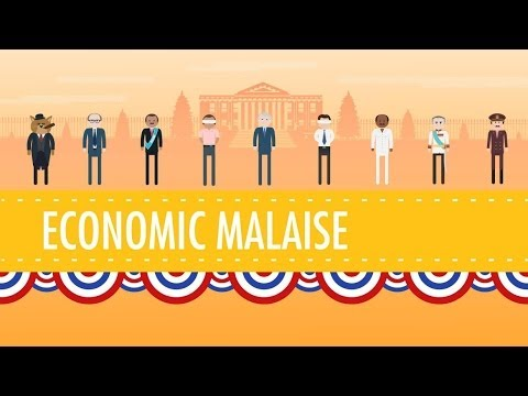 Ford, Carter, and the Economic Malaise: Crash Course US History #42