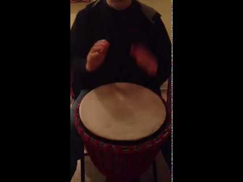 Practice Rhythm In Six – Djembe Technique