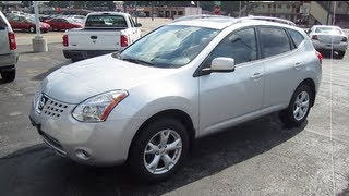 2008 Nissan Rogue SL AWD Short Walk Around Tour And Review