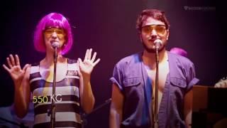 Mamma Mia and Disco Dance – Serrana – Março/17