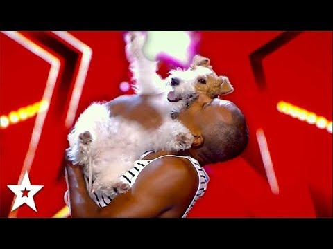 LouLou and Rodrigue Perform on Germany's Got Talent